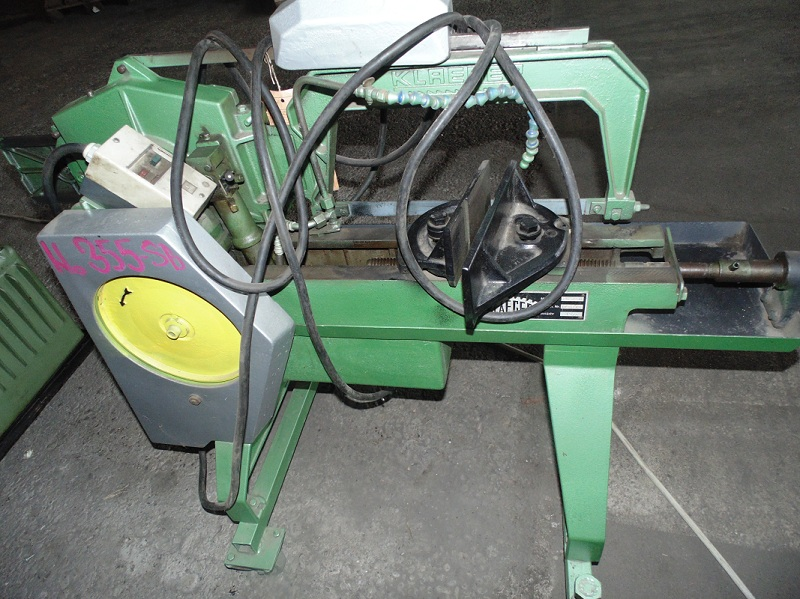 Metal Band Saw Klaeger