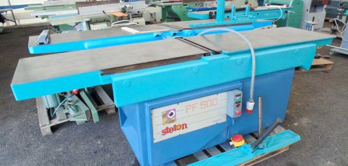 Фуговальный станок Steton PF500