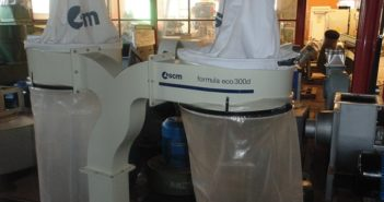 Dust collector SCM