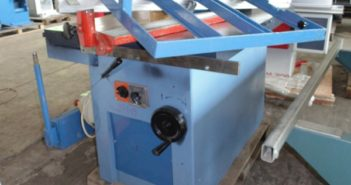 Spindle moulder and circular saw 2377-19