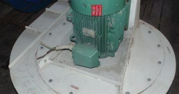 Cyclone dust collector 1413-17