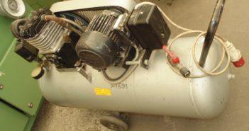 Воздушный компрессор 691
