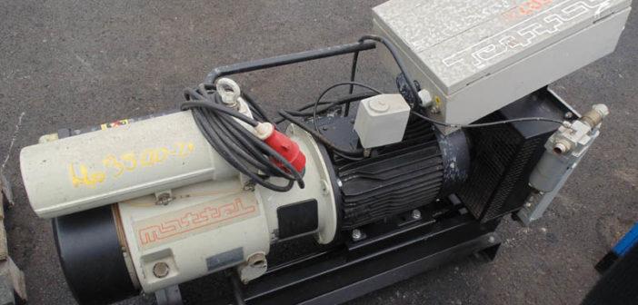 Kompresor Mattei 3500-21