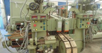 Double tenoning machine 2899