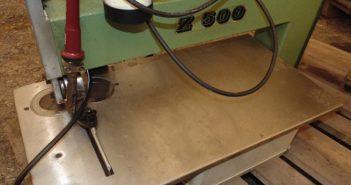 Casati Veneer Stiching machine