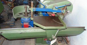 Tenoning machine 292