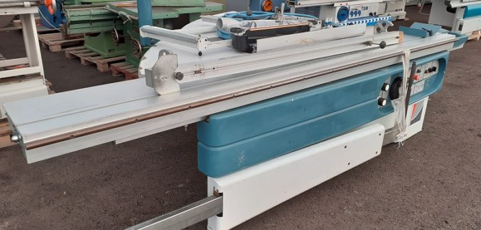 Sliding table Saw Paoloni 3337-20