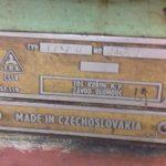 Glodalica TOS 1138-16