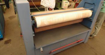 Glue coating machine 2712-18