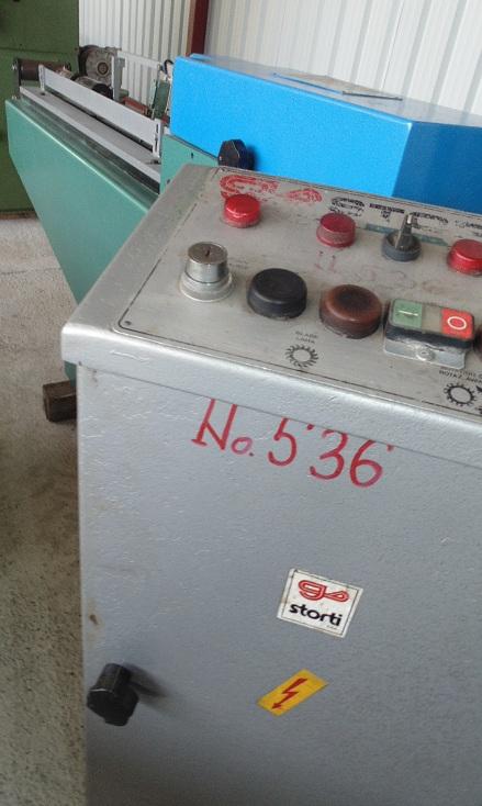 Mašina za palete 536