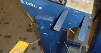 Mašina za ramove 2982-19