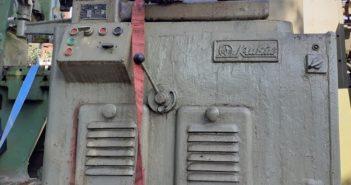 Токарный станок по металлу Krušik