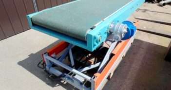 Conveyor belt 3887-21