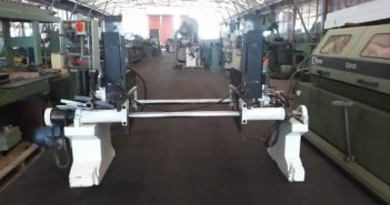 Double end tenoner 1184-16