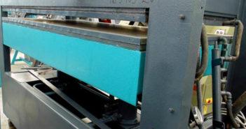 Hydraulic veneer press 3405-20