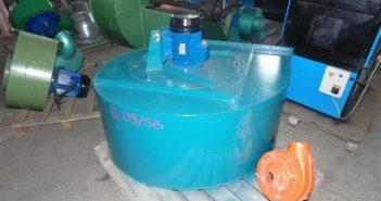 Industrial exhaust fan 09 SB