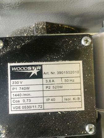 Motor specifications