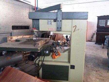 Overhead Router 1276-17