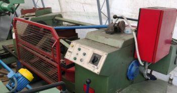 Veneer peeling machine 1277
