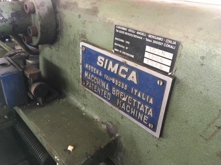 Ljuštilica SIMCA 1870-1