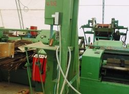 Vertical sanding machine 732