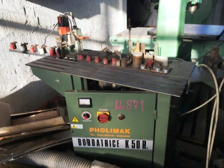 Banding machine 871
