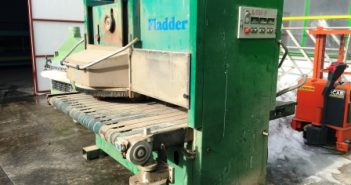 Brush machine Fladder 1245-17