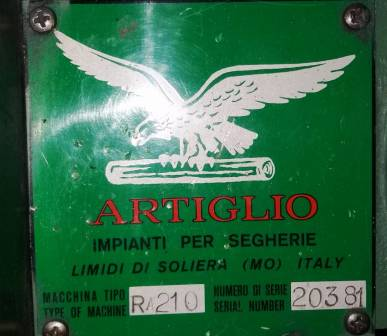 Jež Artiglio