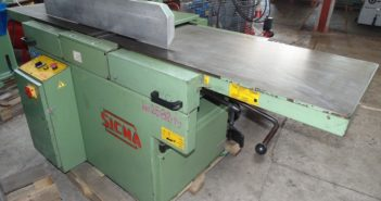 Jointer & Thicknesser 2582-19