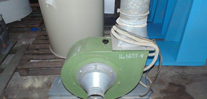Cyclone fan 1627-18