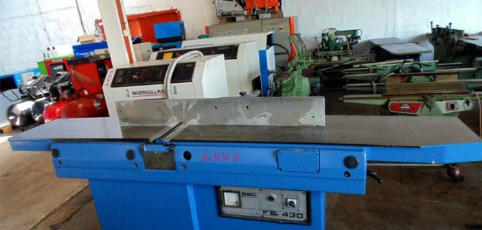 Jointer SAC 1630-18