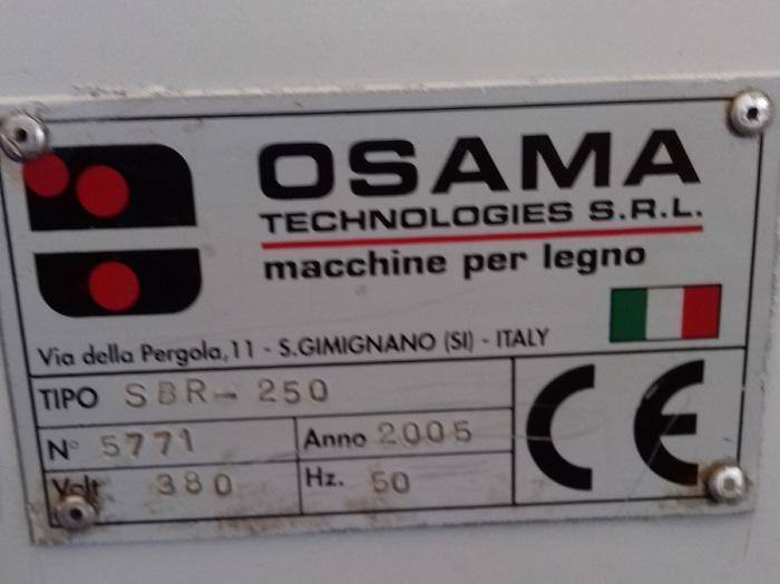 Lepilica Osama 2960
