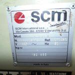 Фрезерный станок SCM 1712_18