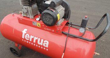 FERRUA Air compressor