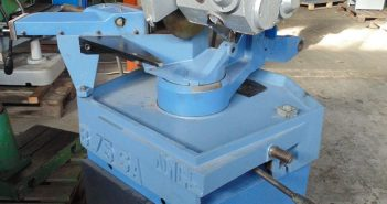 Cutoff saw Adige