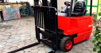 Forklift Linde E15C