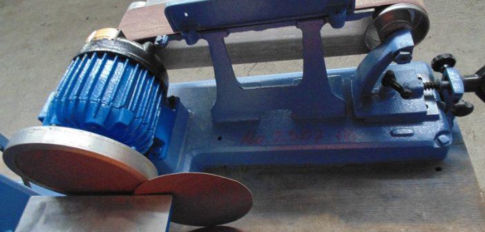 Šmirgl mašina 2307-18