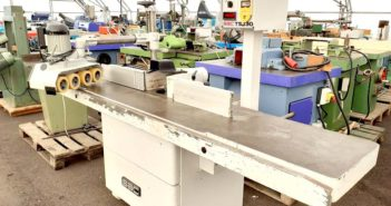 Spindle moulder SAC 3341-20
