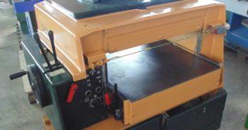 Thicknessing planer SCM 2440-19