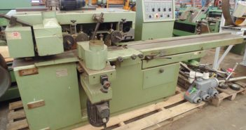 Four sided planer Futura