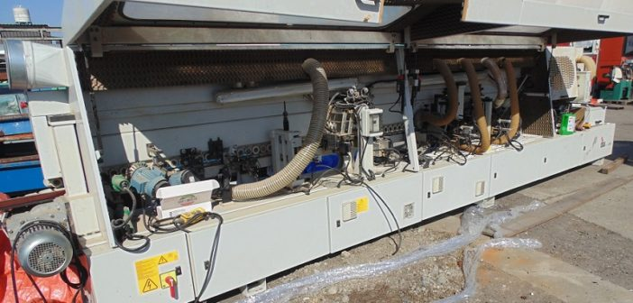 Edgebanding machine CGA 2480-19