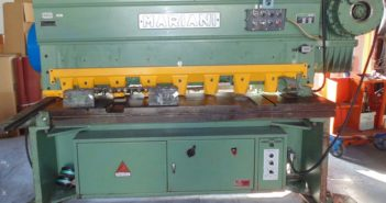 Guillottine shear MARIANI