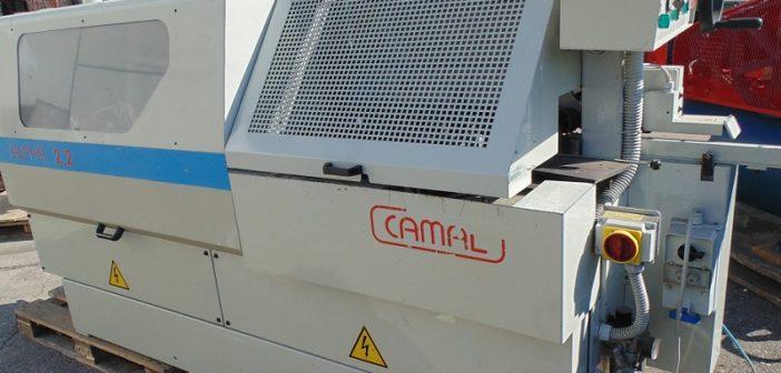 Кромкооблицовочный станок CAMAL