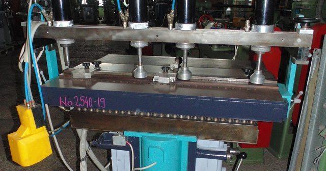 Многошпиндельная дрель OMPEC 2540-19