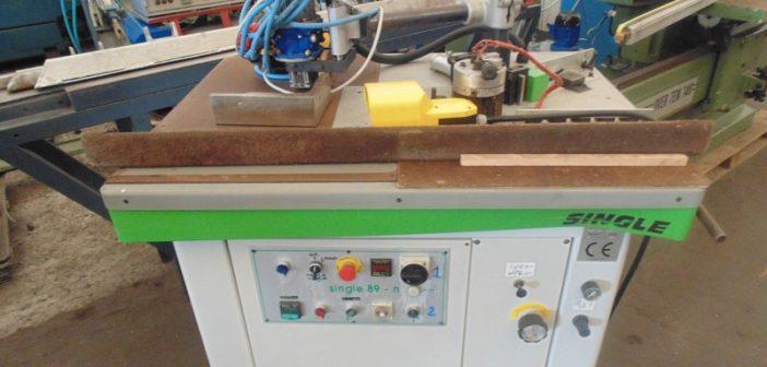 Кромкооблицовочный станок Polymac Single 89N