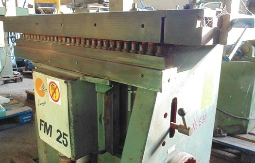 Multi spindle drills SCM