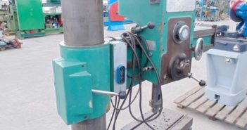 Radial drill Bergonzi 3646-21